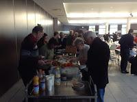 Glaubensgeneration - Frühstück der Evangelischen Allianz im WERA-Forum