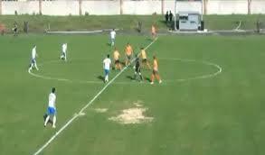 The fastest goal EVER Michail Osinov (Mitos ) vs Olympia (Gelendzhik)