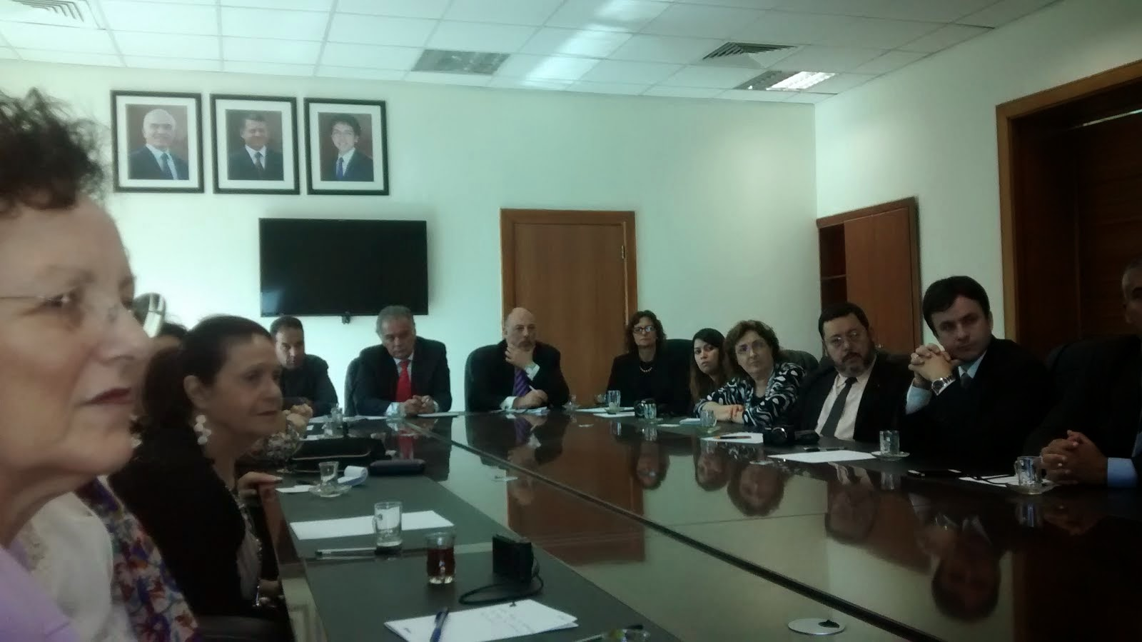 Exposición del Prof. Faisal Al Rfouh, ex Ministro de Cultura del Reino de Jordania