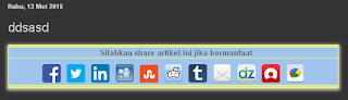 Membuat Tombol Share Di Bawah Artikel 1