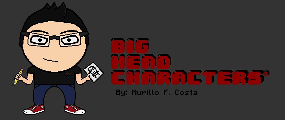 Big Head Characters