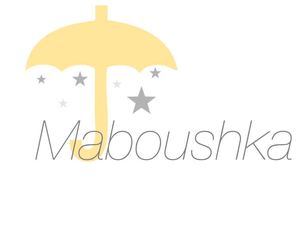 Maboushka et les Pachas