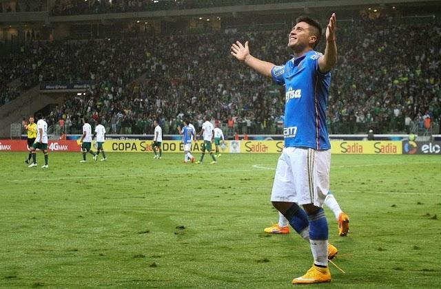 Pimentinha apimenta o jogo mas Palmeiras exagera no tempero
