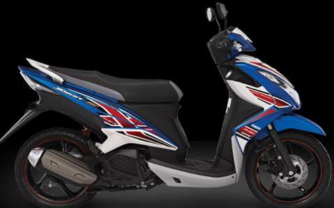 Yamaha Xeon RC Warna Biru
