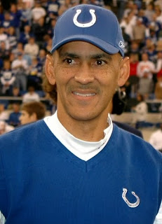 Tony Dungy turns down chance to be next USC head coach.