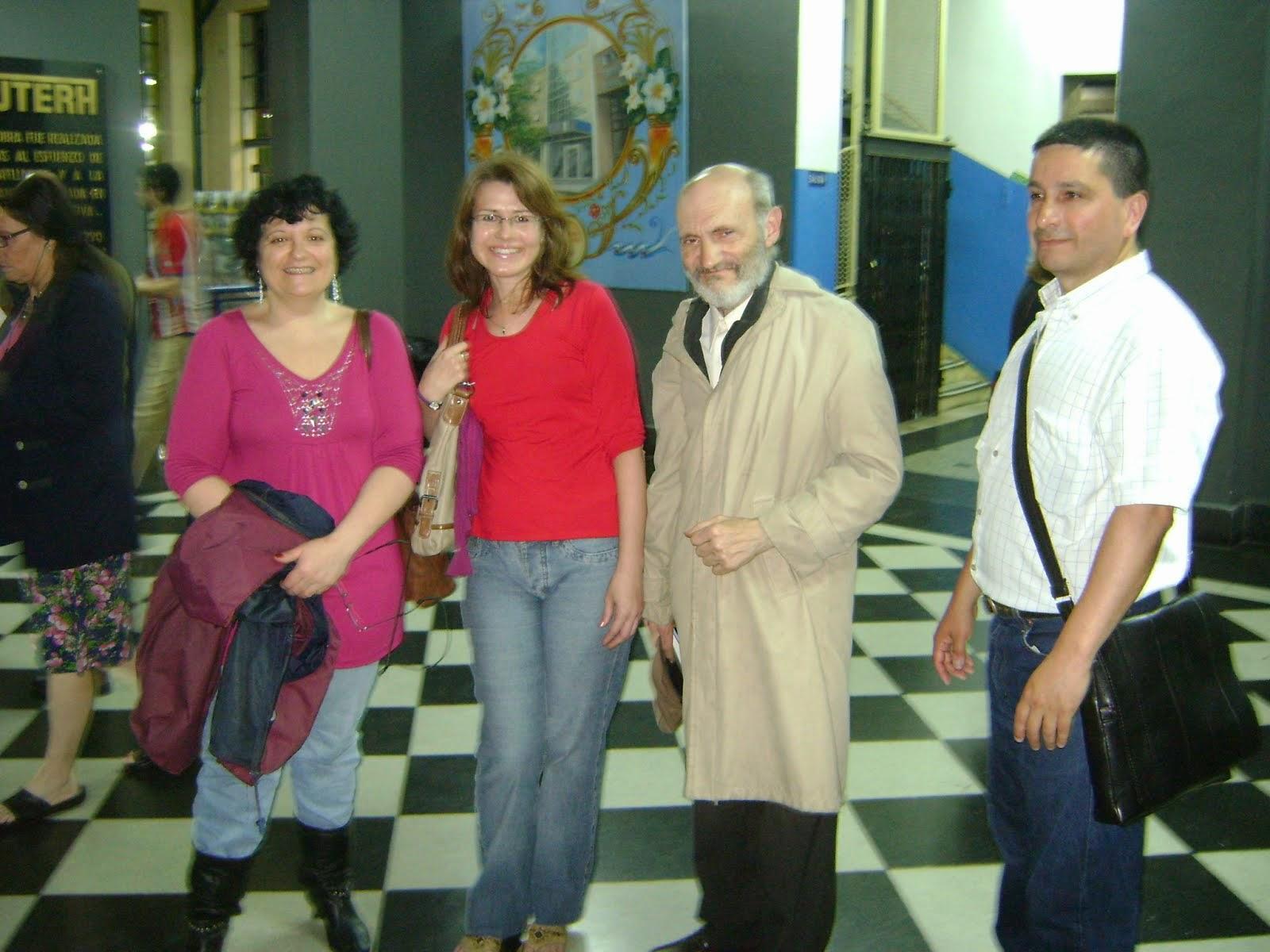 Miércoles 3 de noviembre de 2010, último Parrafus en vivo