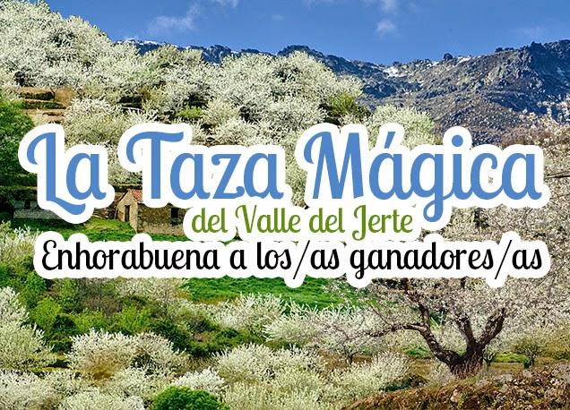 """Gandores de """"La Taza Mágica"""" y nuevo concurso en el Valle del Jerte"""