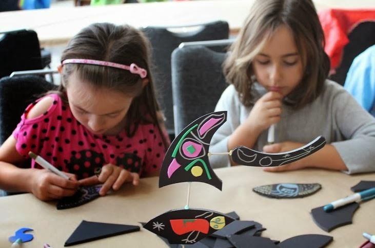 Juan Miro'nun Evreni / Çocuk Etkinliği