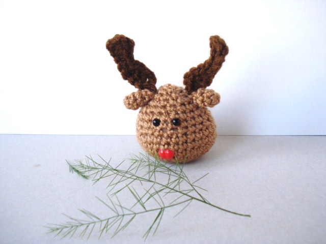 AllSoCute Amigurumis: Amigurumi Crochet Reindeer