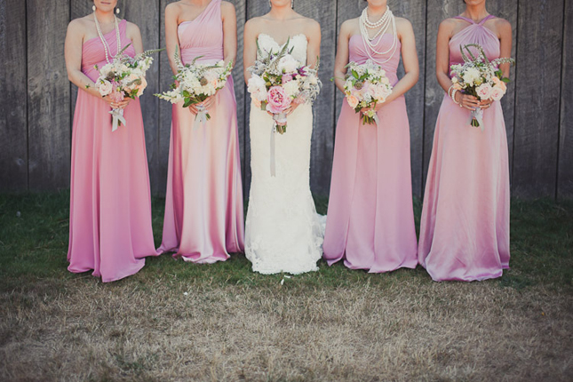 The Secrets of Successful Mismatched Bridesmaids -Part 2 ...