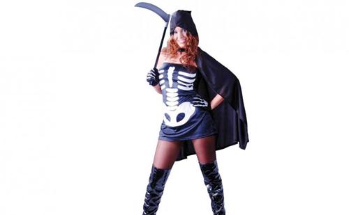 Difraz de muerte para Halloween