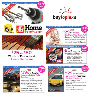 Bytopica.ca Deals