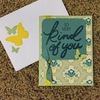 Big On You All Abloom Stampin UP MidnightCrafting