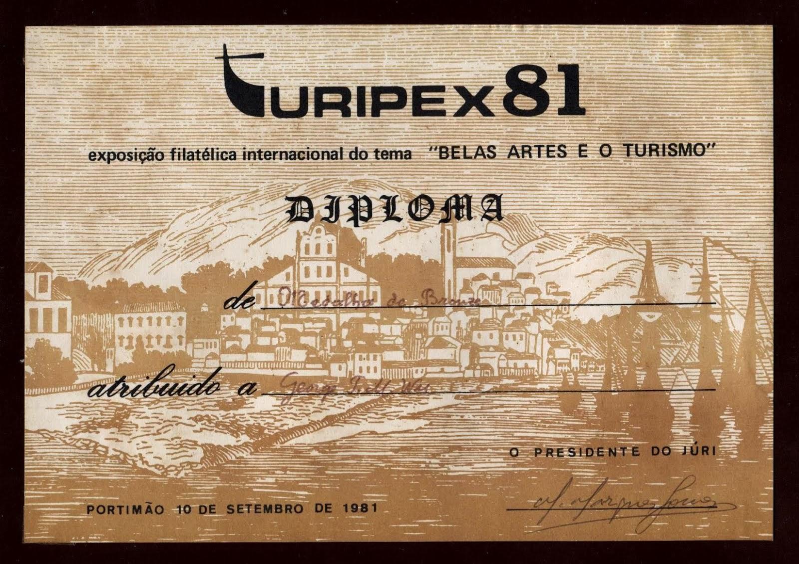 Maxhimaphily Bronze Diploma