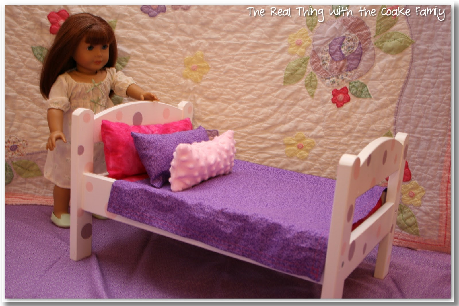 free american girl doll bedding pattern sewing pattern very simple and will easily re