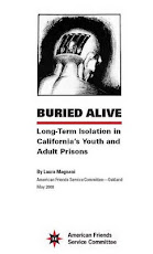 Buried Alive: Long-term Isolation in California's Youth and Adult Prisons