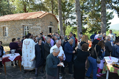 Pagoneri-γιορτή Αγίου Πνεύματος-Αγία Τριάδα Παγονερίου