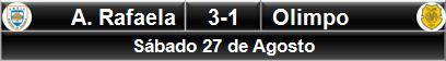 Atlético Rafaela 3-1 Olimpo