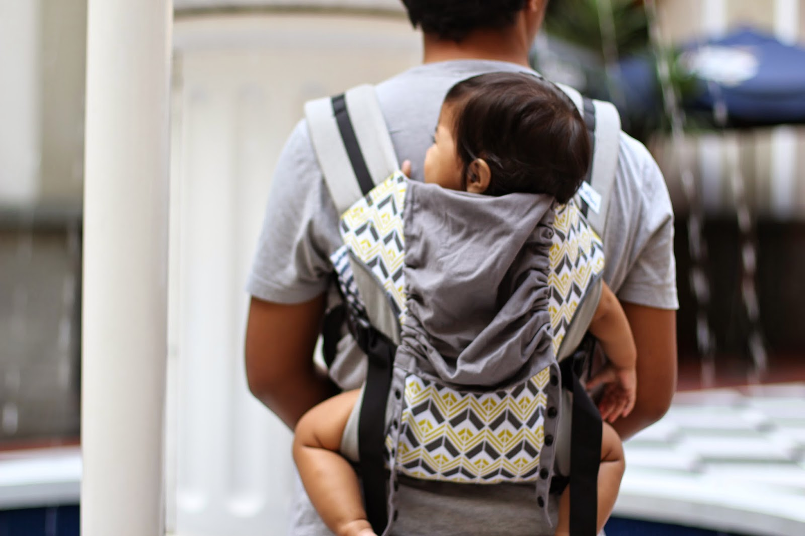 Pikkolo Carrier Astoria By Catbird Baby Kendong Kendong