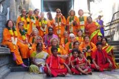 מסע בדרום הודו - חלק א' - טמיל נאדו