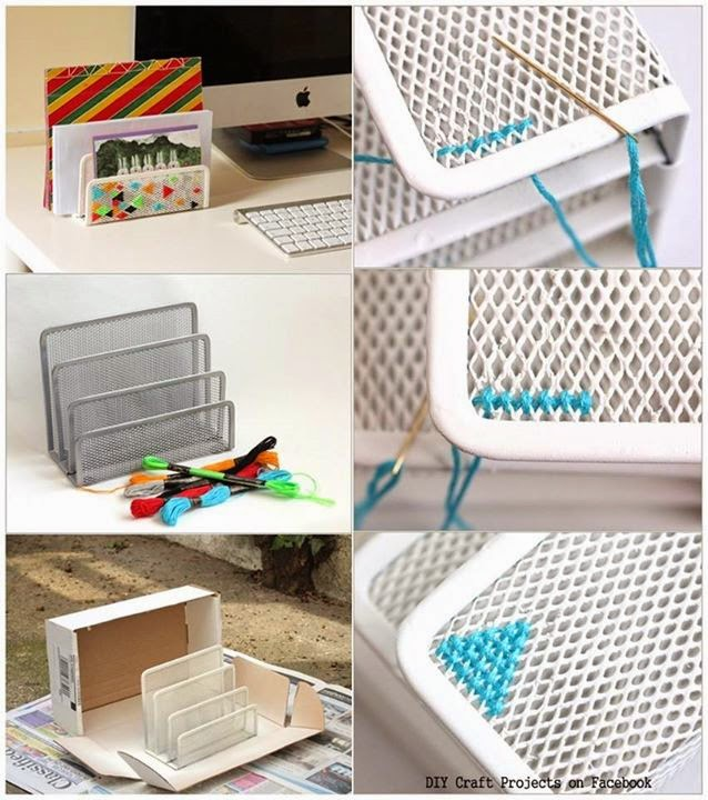 Card Holder Tutorial Step By Step...