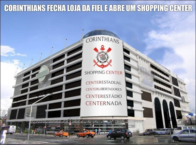 Shopping Center do Corinthians