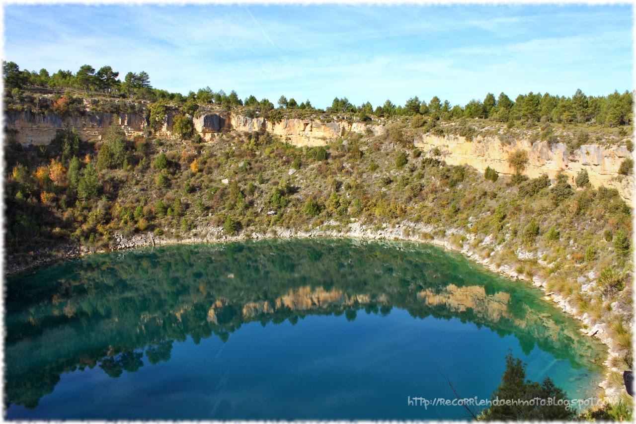 Laguna del Tejo, Cañada del Hoyo