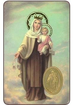 A la Virgen Carmelitana