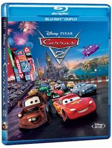 Download Carros 2 (2011) 720p BDRip Bluray Torrent Dublado
