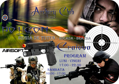 Archery Airsoft Club Craiova