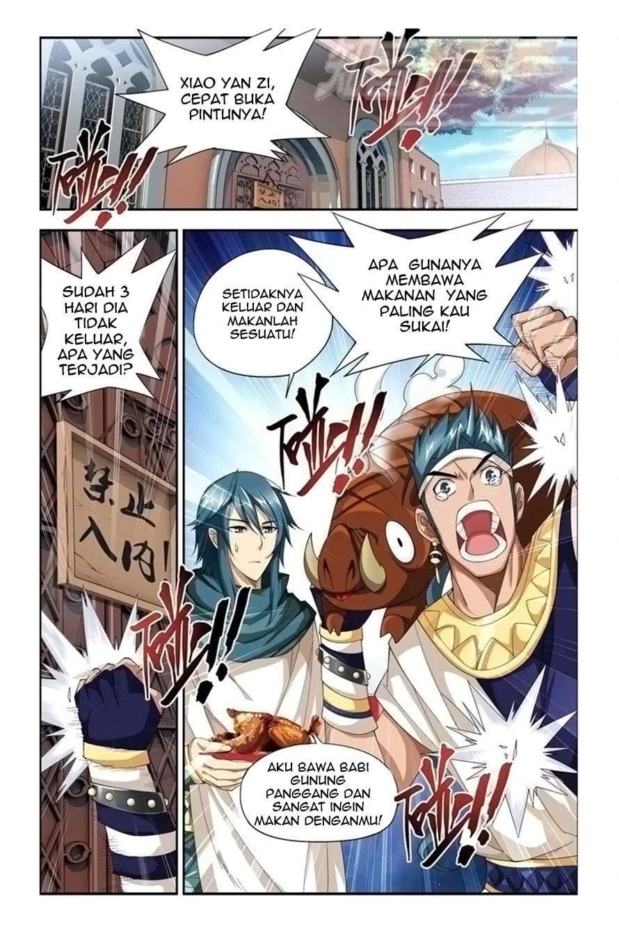 Battle Through Heaven Chapter 59-2