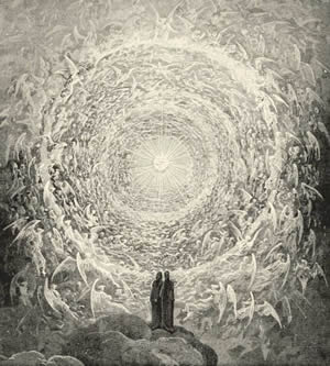Heliocentryczny raj w wizji Dantego