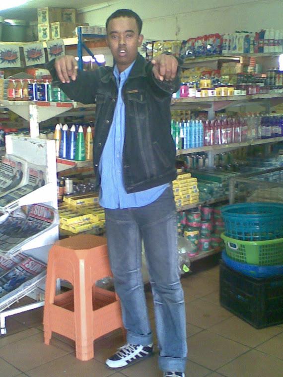 Warsame bare cabdi