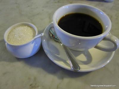 Koffie Saring Atawa Koffie O