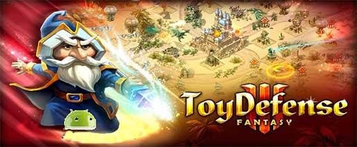 Toy Defense 3: Fantasy – TD v1.17.0 Apk
