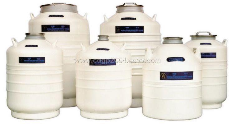 Liquid Nitrogen Container (Container Nitrogen untuk Straw)