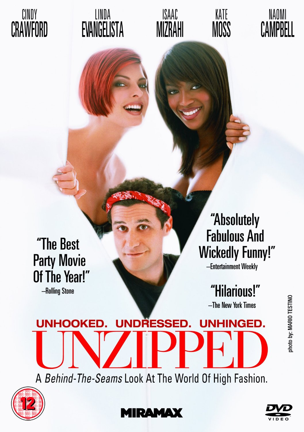 Best fashion documentaries of all times / Unzipped / via fashionedbylove.co.uk british fashion blog