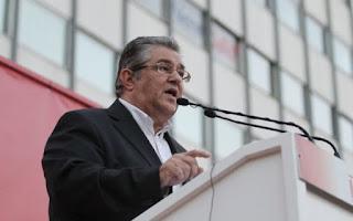 Δ.Κουτσούμπας: Ο ΣΥΡΙΖΑ βάζει ταφόπλακα στην κοινωνική ασφάλιση