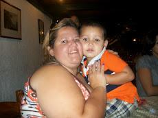 cumpleaños de mi mama en casa aranjuez el 12 de febrero del 2012