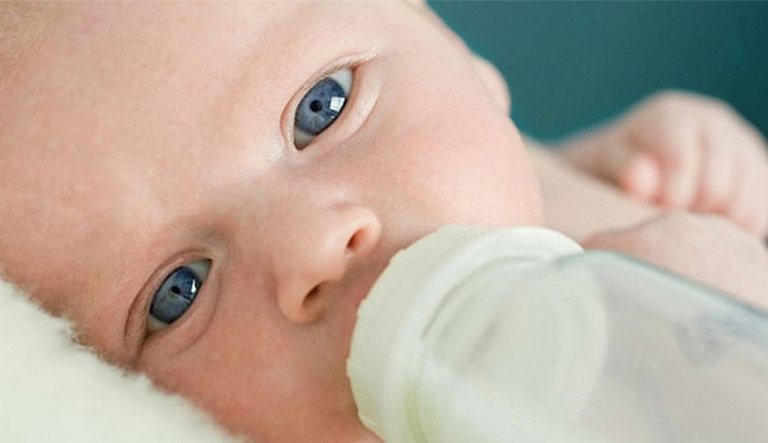 Benarkah Bayi Susu Formula Rentan Kelebihan Berat Badan?