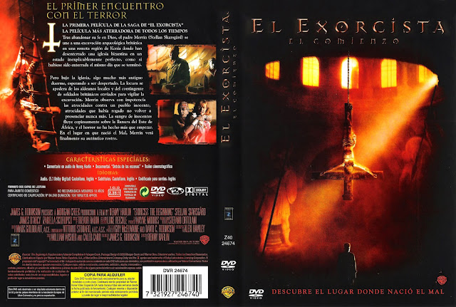 El Exorcista El Comienzo