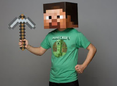 Minecraft Box Heads, Steve