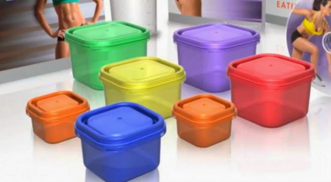 The Holland House: 21 Day Fix Containers