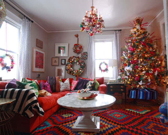 Where To Put A Christmas Tree In A Small Room - Home Design