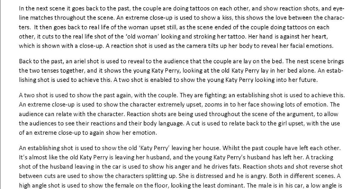 800 Word Essay