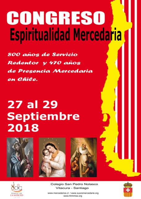 CONGRESO ESPIRITUALIDAD MERCEDARIA