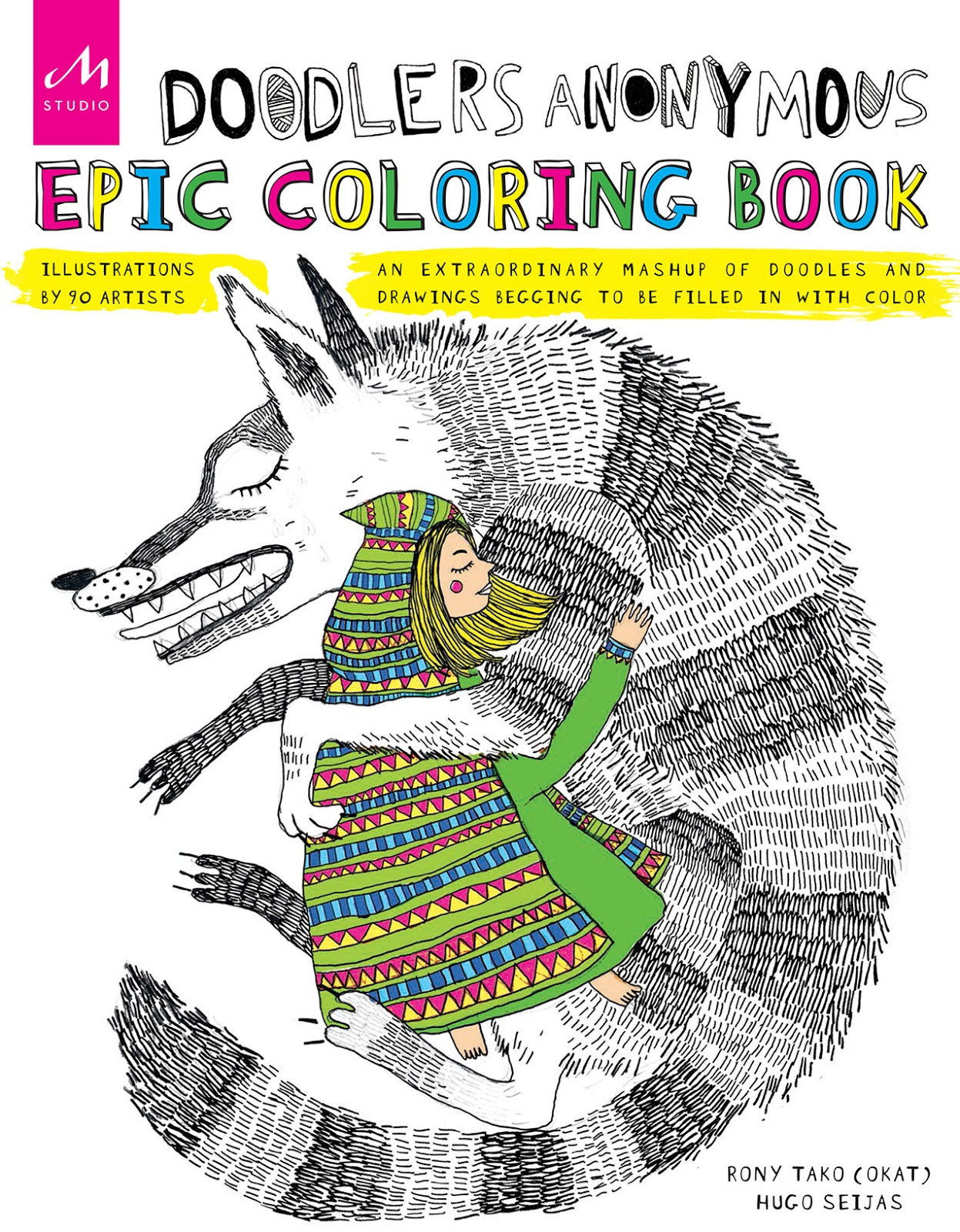 BEEZ In The Belfry The Epic Coloring Book