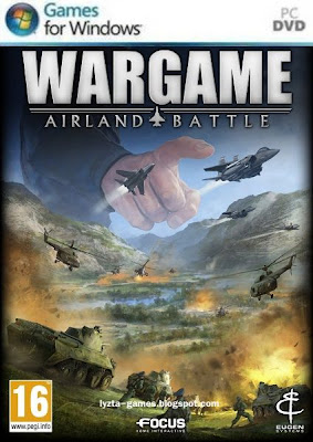 Wargame: AirLand Battle PC Cover