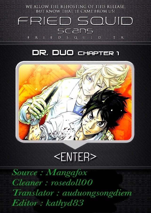 Doctor Duo chap 1 - Trang 5
