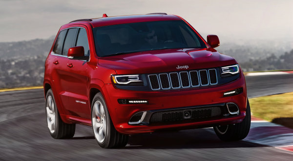 2015 Jeep Grand Cherokee Owners Manual